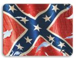 Moving & Waving Image Confederate Flag Fridge Magnet